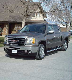 2013 GMC Sierra 1500 for sale at GARY'S AUTO PLAZA in Helena MT