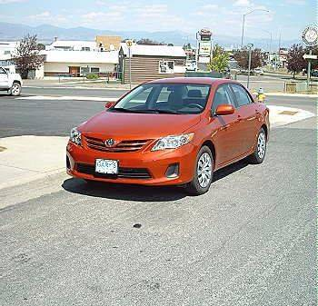 2013 Toyota Corolla for sale at GARY'S AUTO PLAZA in Helena MT