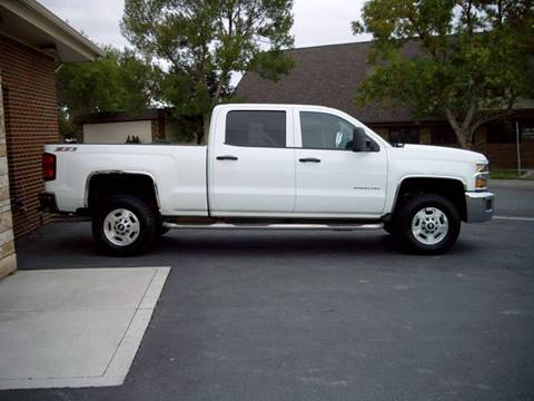 2015 Chevrolet Silverado 2500HD for sale in Helena, MT