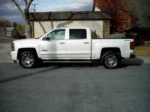 2015 Chevrolet Silverado 1500 for sale in Helena, MT