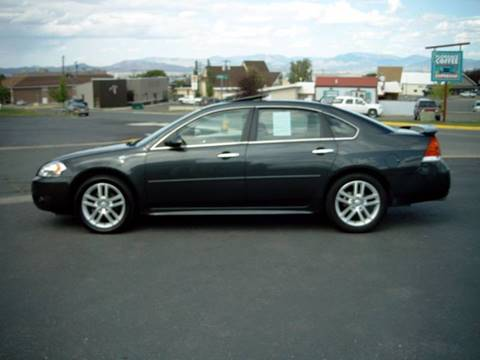 2012 Chevrolet Impala for sale in Helena, MT