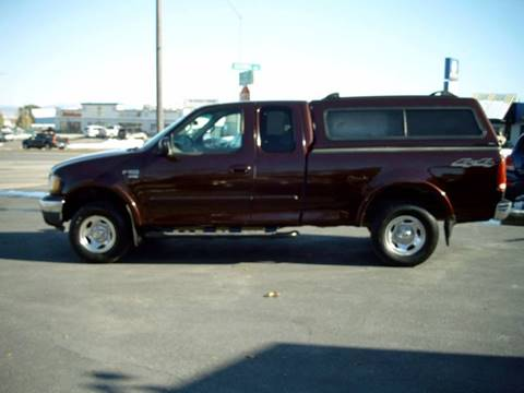 2001 Ford F-150 for sale in Helena, MT