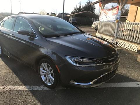 2015 Chrysler 200 for sale in Knoxville, TN
