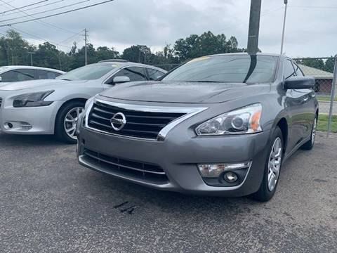 Used Cars Knoxville Tn >> 2014 Nissan Altima For Sale In Knoxville Tn