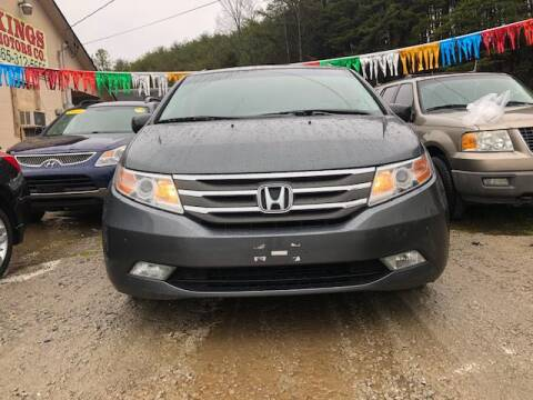 2011 Honda Odyssey for sale at Kings Motors Co in Knoxville TN