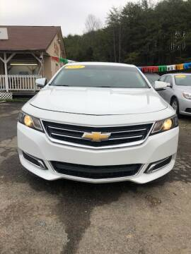 2014 Chevrolet Impala LT for sale at Kings Motors Co in Knoxville TN