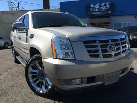 2007 Cadillac Escalade ESV for sale in Bronx, NY