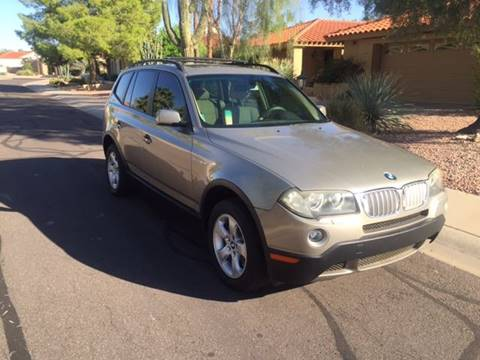 2007 BMW X3 for sale in Fountain Hills, AZ