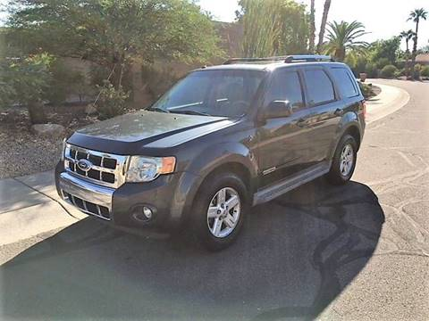 Ford Escape Hybrid For Sale >> Ford Escape For Sale In Scottsdale Az Arizona Hybrid Cars