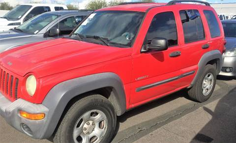 2004 Jeep Liberty for sale in Scottsdale, AZ