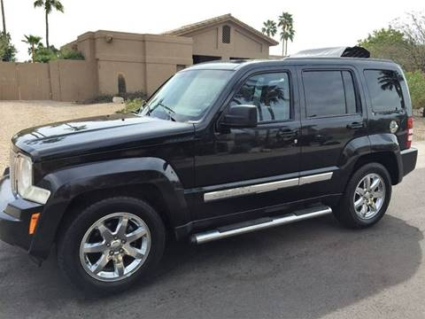 2008 Jeep Liberty for sale in Scottsdale, AZ