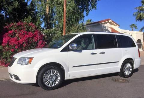 2013 Chrysler Town and Country for sale in Scottsdale, AZ