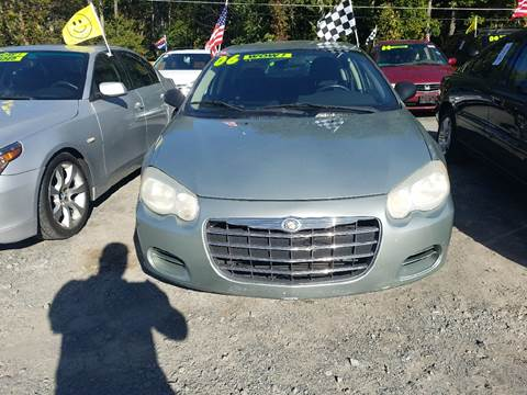 2006 Chrysler Sebring for sale in Swiftwater, PA