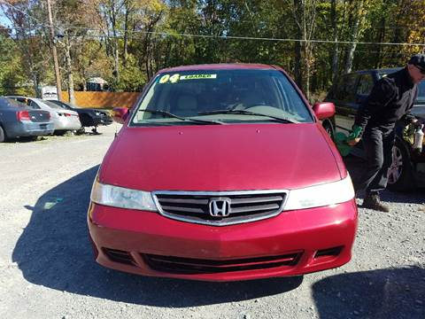 2004 Honda Odyssey for sale in Swiftwater, PA