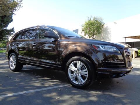 2011 Audi Q7 for sale in Costa Mesa, CA
