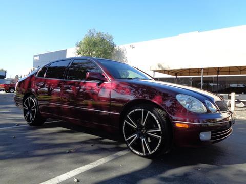 2001 Lexus GS 300 for sale in Costa Mesa, CA
