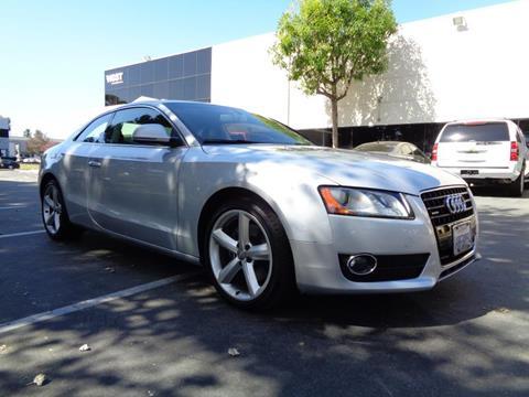 2009 Audi A5 for sale in Costa Mesa, CA