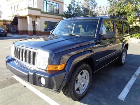 2009 Jeep Commander for sale in Costa Mesa, CA