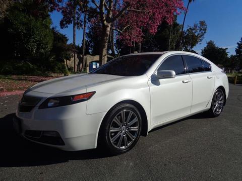 2014 Acura TL for sale in Garden Grove, CA
