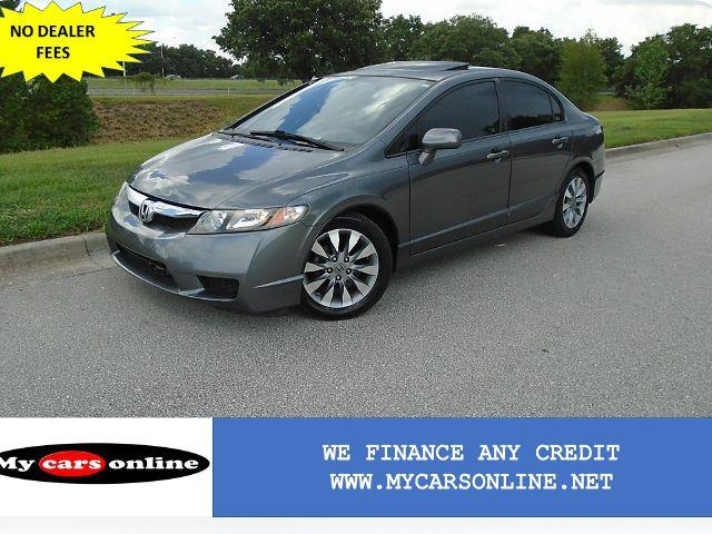 2009 Honda Civic for sale at Mycarsonline LLC in Oviedo FL