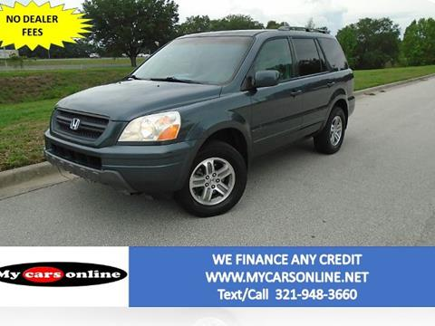 2005 Honda Pilot for sale in Oviedo, FL