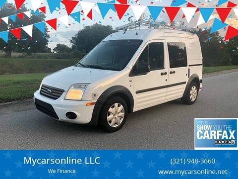 2013 Ford Transit Connect for sale in Oviedo, FL