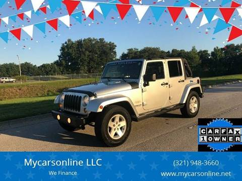 2007 Jeep Wrangler Unlimited for sale in Oviedo, FL