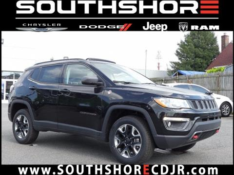 2017 Jeep Compass for sale in Inwood, NY