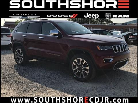 2018 Jeep Grand Cherokee for sale in Inwood, NY
