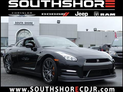 2015 Nissan GT-R for sale in Inwood, NY
