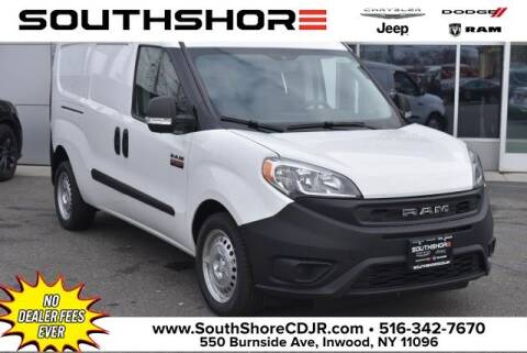 2020 RAM ProMaster City Cargo for sale at South Shore Chrysler Dodge Jeep Ram in Inwood NY