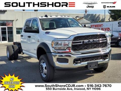 2020 RAM Ram Chassis 5500 for sale at South Shore Chrysler Dodge Jeep Ram in Inwood NY