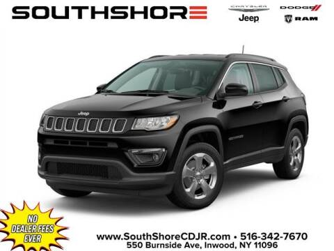 2020 Jeep Compass for sale at South Shore Chrysler Dodge Jeep Ram in Inwood NY