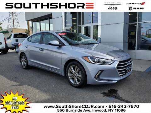 2017 Hyundai Elantra for sale at South Shore Chrysler Dodge Jeep Ram in Inwood NY