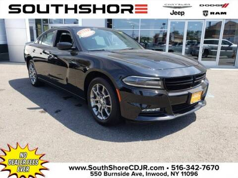 2017 Dodge Charger for sale at South Shore Chrysler Dodge Jeep Ram in Inwood NY