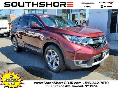 2018 Honda CR-V for sale at South Shore Chrysler Dodge Jeep Ram in Inwood NY