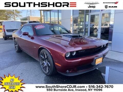 2018 Dodge Challenger for sale at South Shore Chrysler Dodge Jeep Ram in Inwood NY