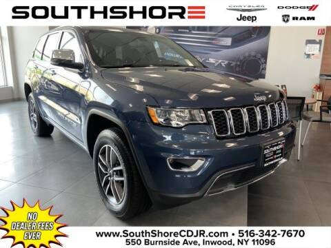 2020 Jeep Grand Cherokee for sale at South Shore Chrysler Dodge Jeep Ram in Inwood NY