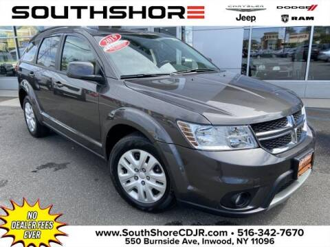 2019 Dodge Journey for sale at South Shore Chrysler Dodge Jeep Ram in Inwood NY