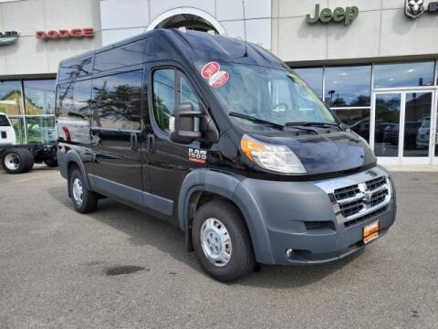2018 RAM ProMaster Cargo for sale at South Shore Chrysler Dodge Jeep Ram in Inwood NY