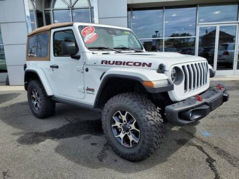 2019 Jeep Wrangler for sale at South Shore Chrysler Dodge Jeep Ram in Inwood NY