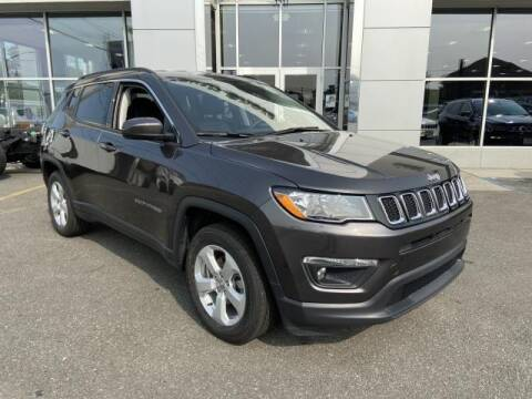 2019 Jeep Compass for sale at South Shore Chrysler Dodge Jeep Ram in Inwood NY