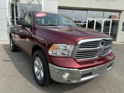 2018 RAM Ram Pickup 1500 for sale at South Shore Chrysler Dodge Jeep Ram in Inwood NY