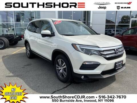 2017 Honda Pilot for sale at South Shore Chrysler Dodge Jeep Ram in Inwood NY