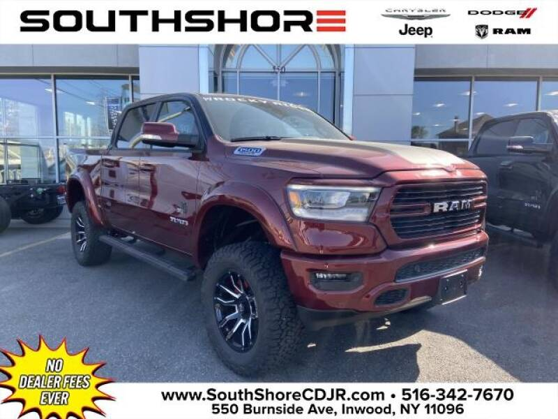 2020 RAM Ram Pickup 1500 for sale at South Shore Chrysler Dodge Jeep Ram in Inwood NY