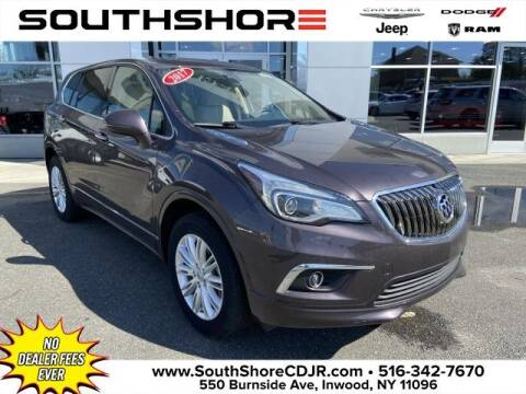 2017 Buick Envision for sale at South Shore Chrysler Dodge Jeep Ram in Inwood NY