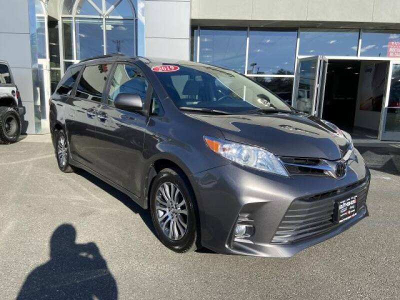 2019 Toyota Sienna for sale at South Shore Chrysler Dodge Jeep Ram in Inwood NY