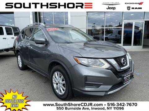 2017 Nissan Rogue for sale at South Shore Chrysler Dodge Jeep Ram in Inwood NY
