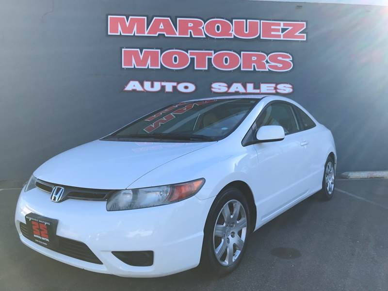 2007 Honda Civic For Sale At Marquez Motors In Kennewick WA