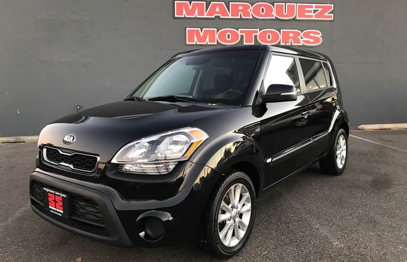 2013 Kia Soul For Sale At Marquez Motors In Kennewick WA